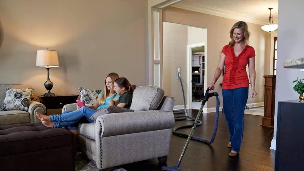 ducted-vacuum-cleaner