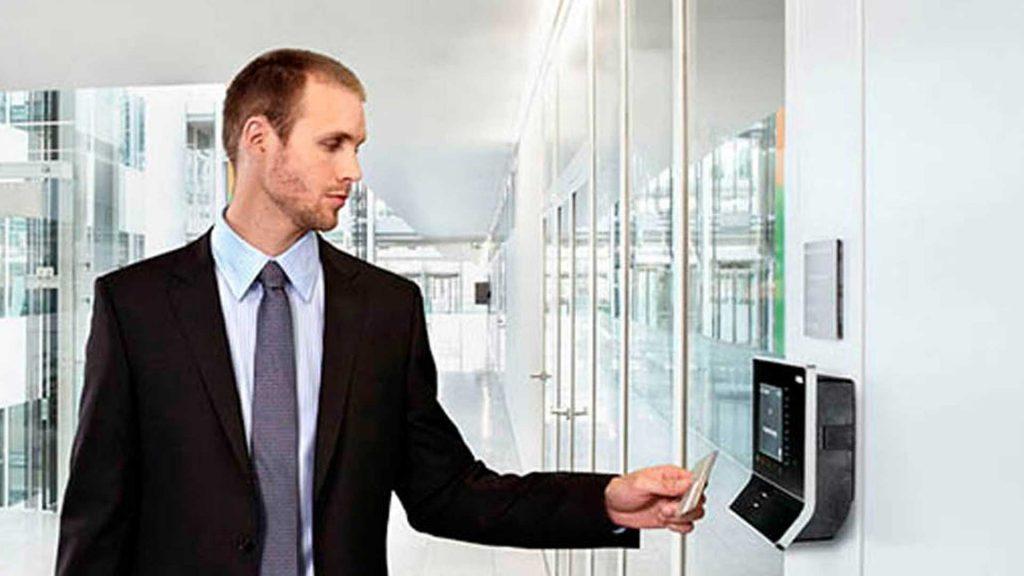 keycard access system