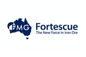 fmg fortesque logo iron ore