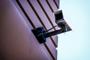 single-security-camera