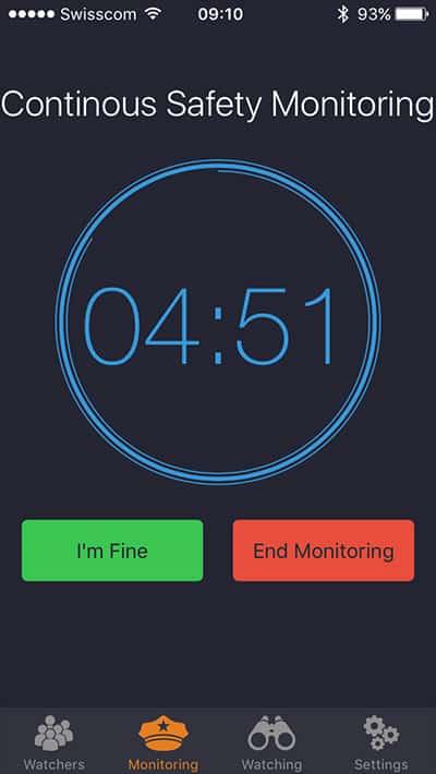 SmartWatcher App
